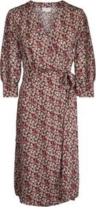Sukienka Minus z długim rękawem