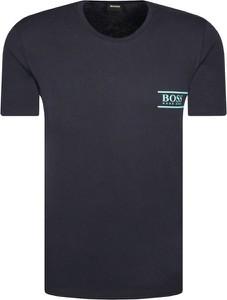 T-shirt Hugo Boss z krótkim rękawem w stylu casual