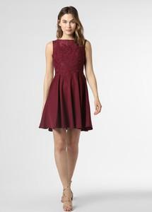 Czerwona sukienka Marie Lund mini