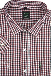 Koszula Laviino w stylu casual z krótkim rękawem
