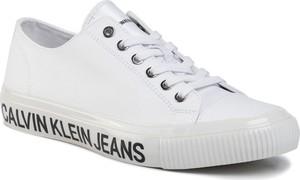 Tenisówki CALVIN KLEIN JEANS - Deangelo B4S0112 White