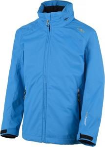 Niebieska kurtka dziecięca CMP z plaru