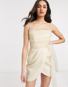 Sukienka Asos na ramiączkach mini