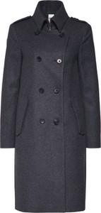 Granatowy płaszcz Drykorn