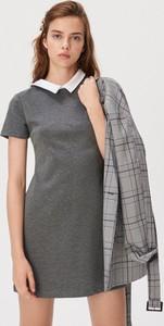 Sukienka Sinsay w stylu casual trapezowa mini