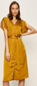 Sukienka Guess by Marciano w stylu casual z tkaniny
