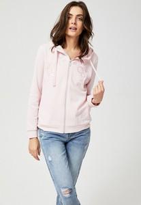 Bluza Moodo krótka w młodzieżowym stylu