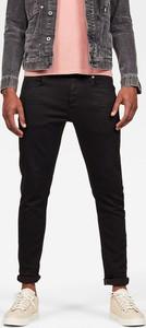 Czarne jeansy G-Star Raw z bawełny