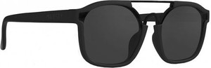 Czarne okulary damskie Majesty