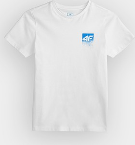 Koszulka dziecięca Oficjalny sklep Allegro z bawełny