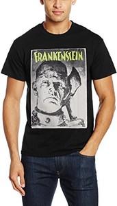 Czarny t-shirt Rockoff Trade
