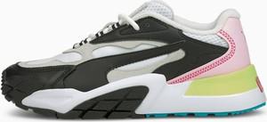 Buty sportowe Puma w sportowym stylu z płaską podeszwą