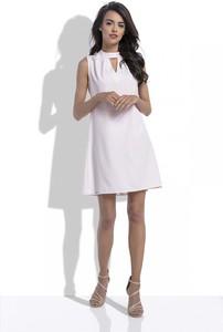Sukienka Fobya mini ze stójką