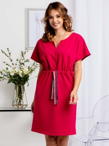Sukienka Grandio mini z dresówki