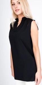 Czarna bluzka Zoio z bawełny