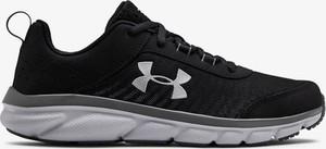 Czarne buty sportowe dziecięce Under Armour