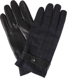 Czarne rękawiczki LANCERTO