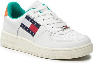 Buty sportowe Tommy Jeans w sportowym stylu