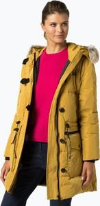 Żółty płaszcz Blonde No. 8
