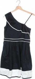 Granatowa sukienka dziewczęca Mint&berry