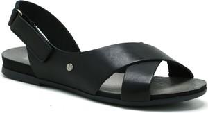 Sandały Lemar z płaską podeszwą w stylu casual