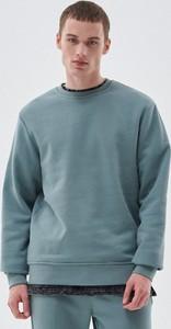 Zielona bluza Cropp w stylu casual