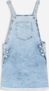 Niebieska spódniczka dziewczęca Reserved