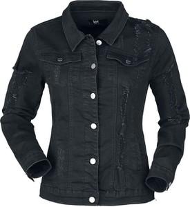 Kurtka Black Premium By Emp krótka w stylu casual z bawełny