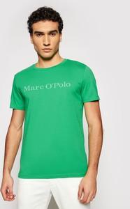 T-shirt Marc O'Polo z krótkim rękawem w młodzieżowym stylu