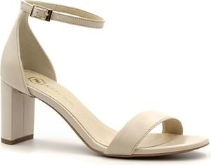 Sandały Neścior w stylu klasycznym