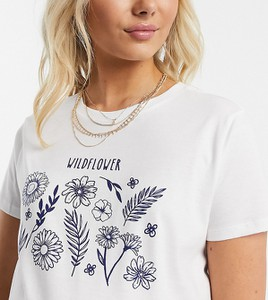 T-shirt Asos z krótkim rękawem