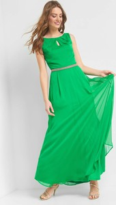 Sukienka ORSAY maxi z okrągłym dekoltem