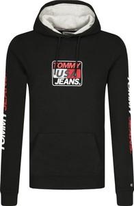 Bluza Tommy Jeans z nadrukiem