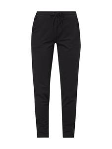 Czarne spodnie Marc O'Polo w młodzieżowym stylu