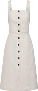 Sukienka Gap w stylu casual bez rękawów midi