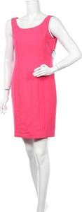 Sukienka Halogen bez rękawów mini prosta
