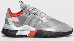 Srebrne buty sportowe Adidas Originals