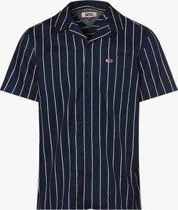 Niebieska koszula Tommy Jeans