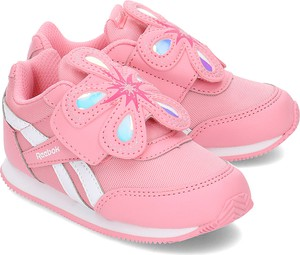 Różowe trampki dziecięce Reebok Classic