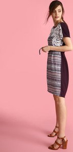 Sukienka Top Secret z tkaniny