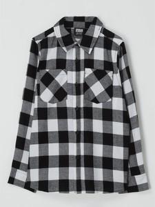 Koszula dziecięca Urban Classics z bawełny
