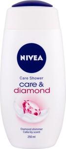 Nivea Care & Diamond Krem Pod Prysznic 250Ml
