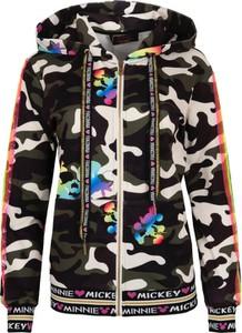 Bluza Fracomina w młodzieżowym stylu krótka