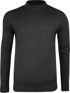 Czarny sweter Brave Soul