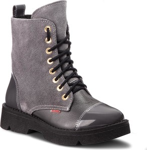 Buty dziecięce zimowe Zarro z zamszu