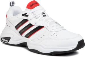 Czarne buty sportowe Lanetti sznurowane