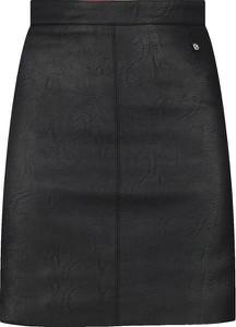 Czarna spódnica Pepe Jeans w stylu casual