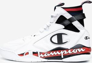 Buty sportowe Champion ze skóry sznurowane