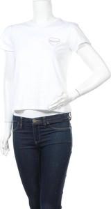 T-shirt Carhartt z okrągłym dekoltem z krótkim rękawem