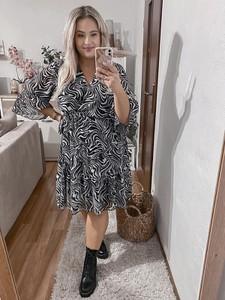 Sukienka Produkt Wloski w stylu casual